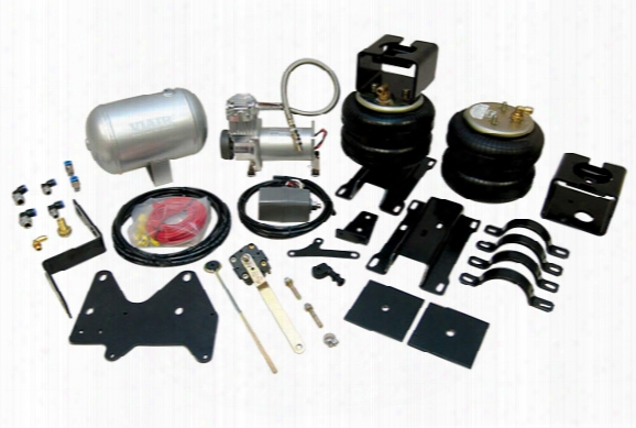 2002-2013 Chevy Avalanche Hellwig Power Lift Air Suspension Kit