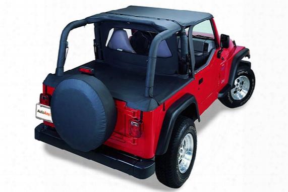 2002 Jeep Wrangler Bestop Header Style Bikini Tops 51238-01/52525-11