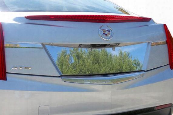 Proz Chrome License Plate Trim