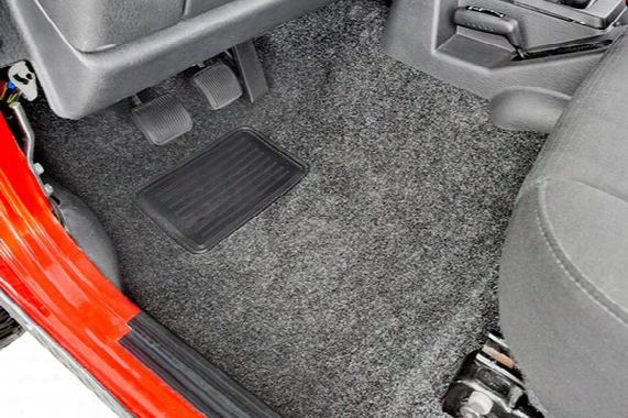 Bedrug Jeep Floor Liner Kit - Bedrug Liners For Jeep Wranglers