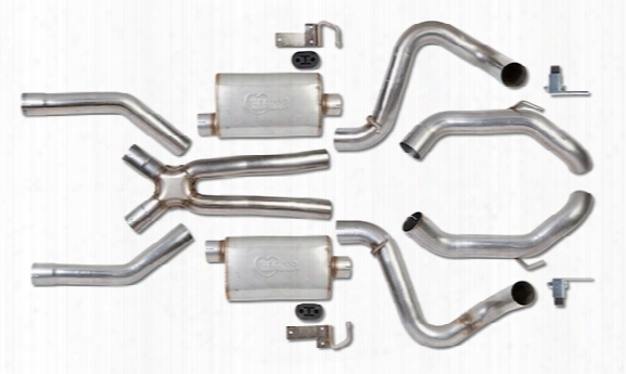 2007 Chrysler 300 Hooker Exhaust Systems