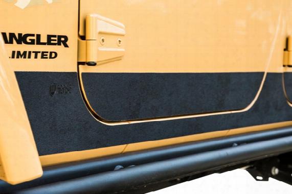 2008 Dodge Ram Ici Rocker Armor Rocker Panels