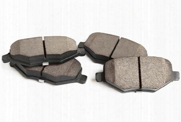 Truxp High Performance Ceramic Brake Pads