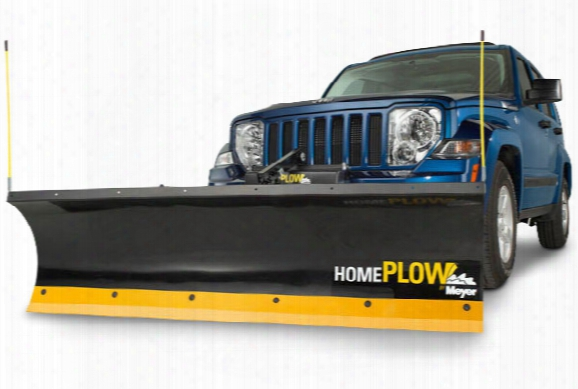 2009 Honda Ridgeline Homeplow Wireless Auto-angling Snow Plows