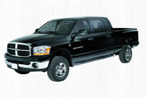 2010 Chevy Silverado Lund Trailback Running Boards Mx-0156-07/mx-0136-07 Cab And Bed Section