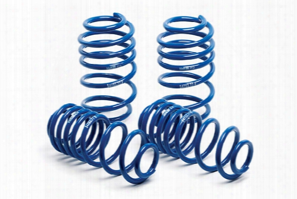 H&r Super Sport Lowering Coil Springs