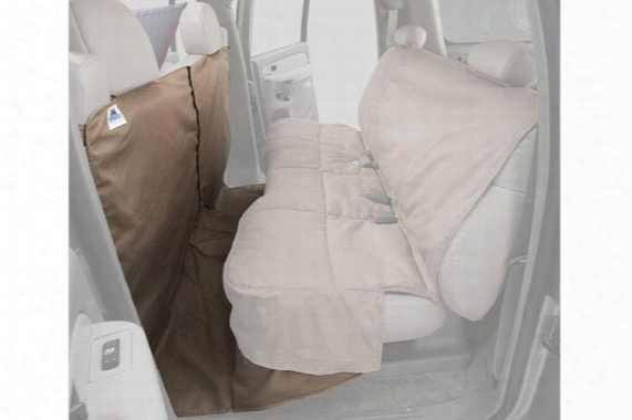 2010 Toyota Highlander Canine Covers Canvas Coverall Seat Protector