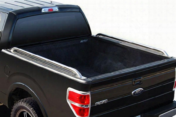 Raptor Series Tubular Truck Bed Rails - Stainless Steel Truck Bed Rails