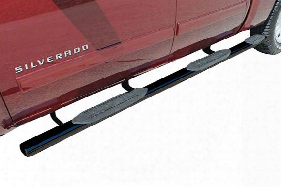 "Raptor Series 5"" Magnum Wheel-to-wheel Oval Nerf Bars"