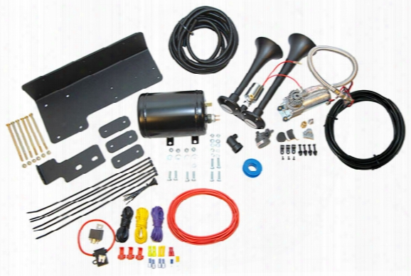 2013 Chevy Tahoe Kleinn Bolt-on Air Horn Kits Gmtrk-2