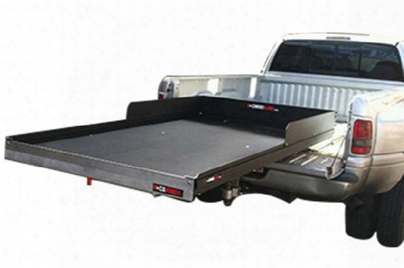 2014 Ford F-250 Cargoglide 2000 Series Steel Truck Bed Sliding Tray Cg2000xl-804 100% Extension Truck Bed Sliding Tray