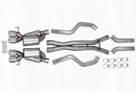 2015 Chevy Corvette Hooker Exhaust Systems (federal Emissions)