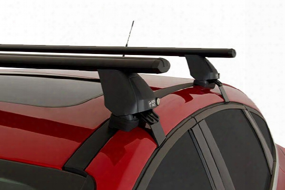 1999-2007 Lexus Lx 470 Rhino-rack Aero Bar Roof Rack