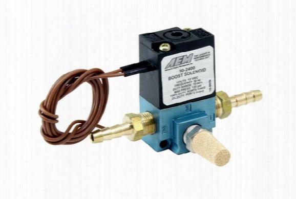 Aem Boost Control Solenoid Kit 30-2400
