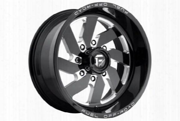 Fuel Turbo Wheels D58220901857 Turbo Wheels
