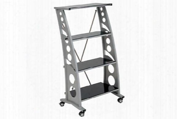 Intro-tech Automotive Pitstop Chicane Bookshelf Ws5000b Pitstop Book Case