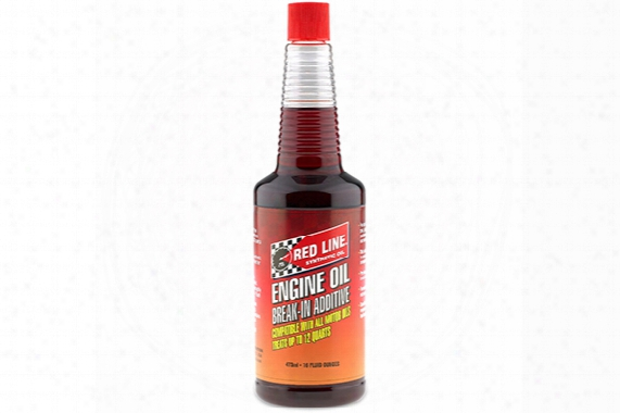 Red Line Engine Oil Break-in Additive 81403