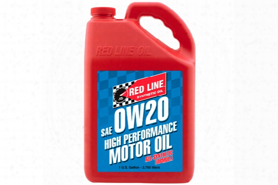 Red Line High Performance Motor Oil 11805