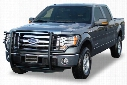 2011 GMC Sierra Go Industries Grille Shield Grille Guards