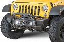 2015 Jeep Wrangler Smittybilt GEN2 XRC Front Bumper 76807 Front Bumper