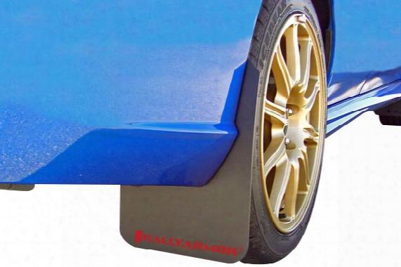 2004-2009 Mazda 3 Rally Armor Basic Mud Flaps