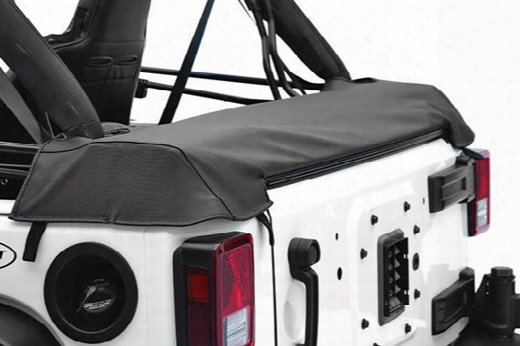 2017 Jeep Wrangler Smittybilt Soft Top Storage Boot