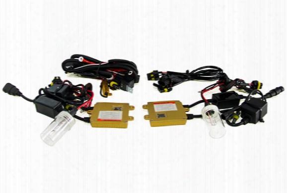 2003 Gmc Sierra Proz Vehicle Specific Hid Headlight Kit