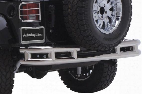 2000 Jeep Wrangler Smittybilt Tubular Rear Bumper