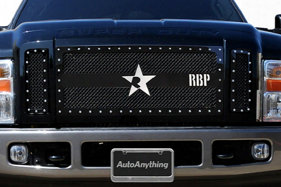 2009 Ford F-150 Rbp Rx-3 Grille