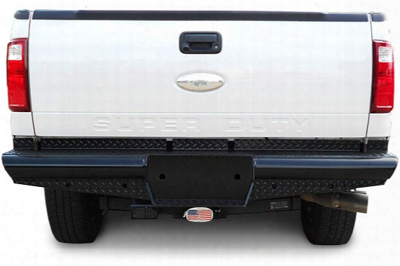 2011 Chevy Silverado Steelcraft Hd Rear Bumper