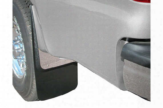 2012 Chevy Tahoe Luverne Stainless Steel Splash Guards