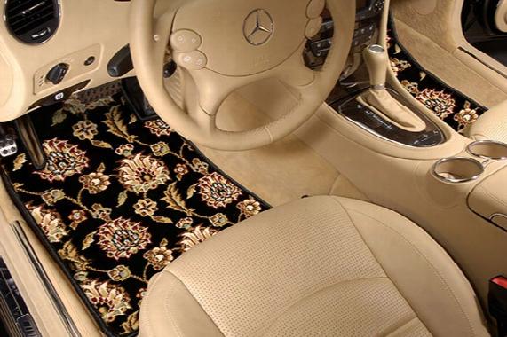 2011 Honda Cr-z Designer Mats Oriental Floor Mats