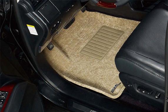 2014 Volkswagen Tiguan 3d Maxpider Classic Carpet Floor Mats