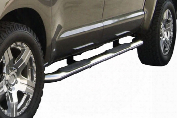 "2015-2017 Chevy Colorado Westin Pro Traxx 5"" Oval Nerf Bars"