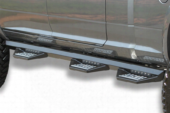 Iron Cross Hd Series Step Bars