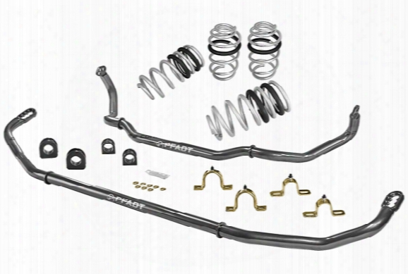 2015 Ford Mustang Afe Control Pfadt Series Suspension Package 520-301001-n Pfadt Series Suspension Package - Stage 2