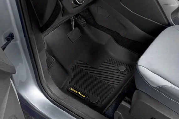 2014 Toyota Tundra Goodyear Floor Liners 220005 2nd Row Floor Liners
