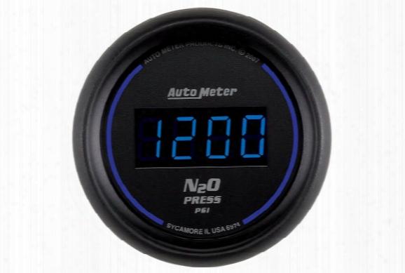 Autometer Cobalt Digital Gauges 6974 Pressure