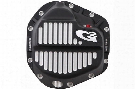 G2 Axle & Gear Brute Differential Covers