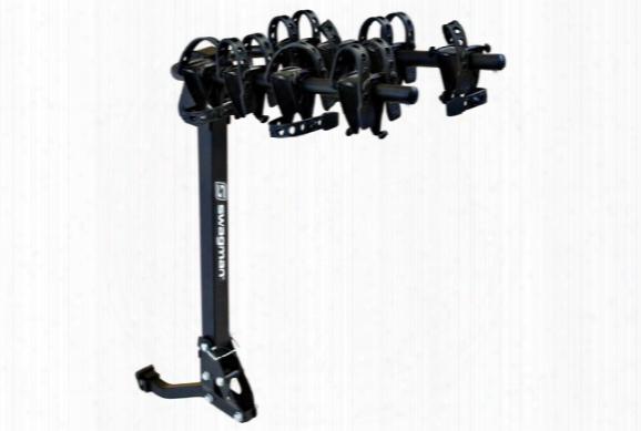 Swagman Trailhead Hitch Mount Bike Rack 63380 Foldable - Without Tow Bar