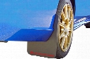2004-2009 Mazda 3 Rally Armor Basic Mud Flaps