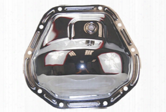 Truxp Chrome Steel Differential Covers 7128aa Front Chrome Steel Differential Covers