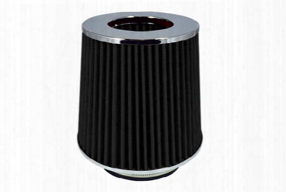 "Truxp Universal Cone Air Filters 5002bkaa 3"" - 4"" Adjustable Flange"