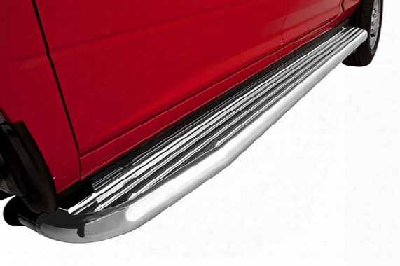 2014 Ford F-250 Ici Stainless Steel Running Boards Stan514fd