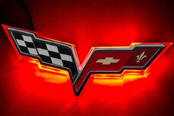 2002 Chevy Camaro Oracle Illuminated Emblems