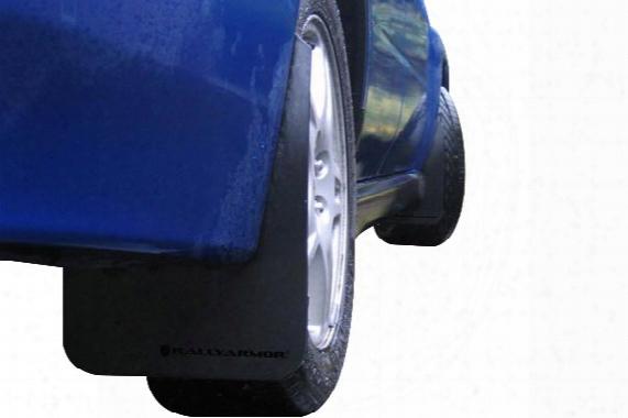 2007 Subaru Impreza Rally Armor Classic Mud Flaps Mf1-bl