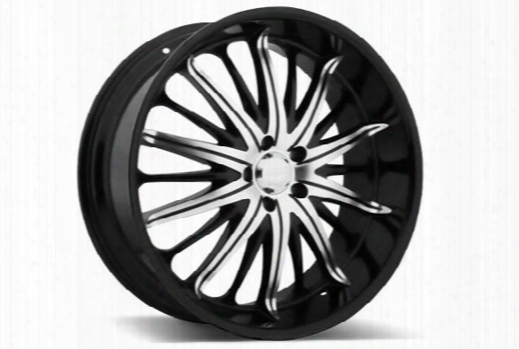 Akuza 761 Belle Wheels