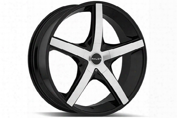 Akuza 848 Axis Wheels