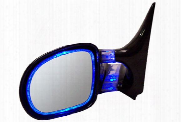 Cipa Optic Glow Side View Mirrors - Cipa Side View Mirrors