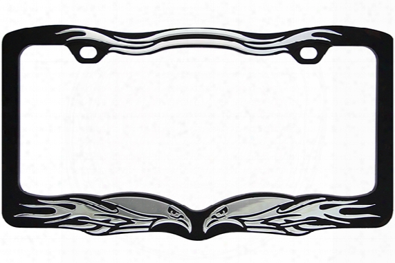 Proz Eagle License Plate Frame